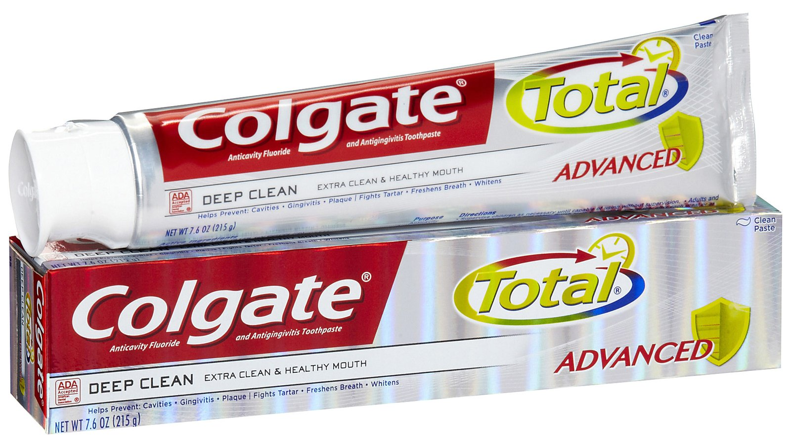 colgate total toothpaste history The toothpaste people 02: colgate  colgate total toothpaste - duration: 0:32  history help about.