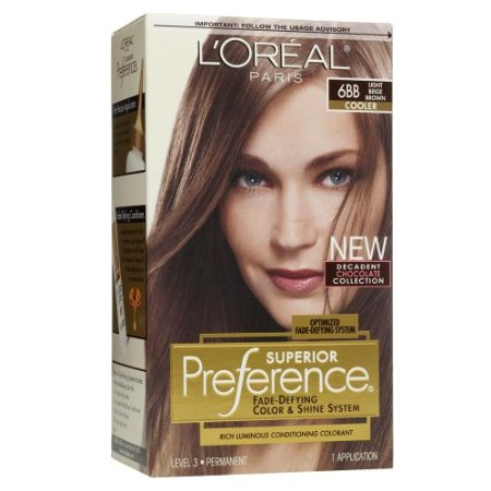 Loreal Hair Color Shades  Dark Brown Hairs