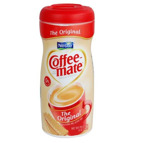 Coffee mate target which segment